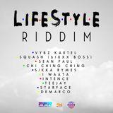 Lifestyle Riddim Mix (2019) Vybz Kartel,Squash,Teejay,Sean Paul,Demarco & More (Frenz For Real)