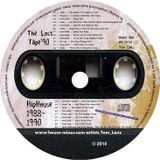 Lost Tape '90 Hip House - Tom Lenz