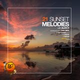Sunset Melodies With Alex H 021 Guest Mix Dan Sieg [September 27 2014]