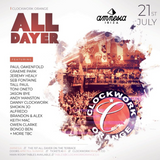 Clockwork Orange Live at Amnesia Ibiza - Graeme Park - 21st July 2019