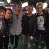 Take That & Sigma #Cry Radio 1 Interview
