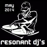 Resonant radio show - May 2014