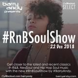 #RnBSoulShow 22-Dec-18