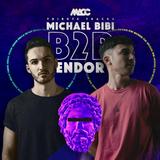 Michael Bibi B2B Endor set - tribute tracks | DJ MACC