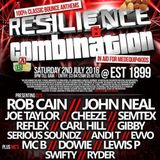 Resilience & Combination Set - Serious Soundz AKA Mr & Mrs Soundz