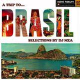 A Trip to Brazil w/ DJ Mza (Selections For Black Gusto Radio)