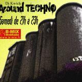 Around TECHNO (23) Dj Kwick
