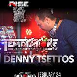 Tempts Reunion - Feb. 2018 (Pt. 2) - Denny Tsettos