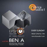 EPSYLON RADIO SHOW 005 - Ben A
