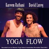 YOGA FLOW by Dj Kareem Raïhani and Yogi David Lurey