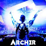 Electro & house edm trance club MIX 2015  by DJ Archer
