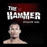 The Hammer MMA Radio - Episode 451