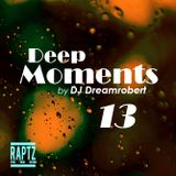 Deep Moments #13 by DJdreamroberts