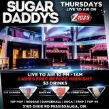DJ Constantine - Sugar Daddys - Nov 11 2016