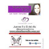 Transforma Tu Dia 21abr16/Edgar Olvera (Yo soy Abundancia)y Sharon Islas(Winikan Adopciones)