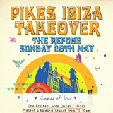 The Electric Weekender Preview : A Balearic Brunch Taster from Pikes