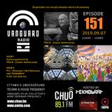 Episode151 of Vanguard Pulse Radio on CHUO 89.1 FM + CJUM 101.5 FM - 2019-09-07