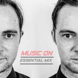Darian Jaburg @MUSIC ON Essential Mix Tech House-Techno
