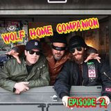 Wolf Eyes Home Companion - 19th September 2017