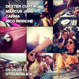 Dexter Curtin, Marcus Jahn, Carma, Nico Morche - Live at Beach Party, Cospudener See 09-05-2013 #03