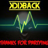 DJ Kickback Thanks for Partying