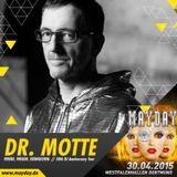 Dr. Motte Live DJ-Set Mayday Germany 2015 Making Friends