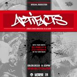 DJ Philly & 210Presents - TracksideBurners Radio Show 305 - #TheArtifacts Special