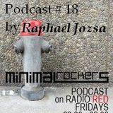 Raphael Jozsa - Podcast for MinimalRockers (13.07.12)