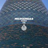 Microondas Radio 116 / Claro Intelecto, Sophie, Mount Kimbie, MESH, Rrose, Louisahhh, Pixelord, Yota