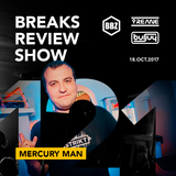 BRS121 - Yreane & Burjuy - Breaks Review Show with Mercury Man @ BBZRS (18 Oct 2017)