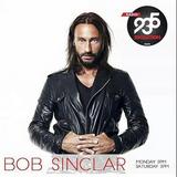 BOB SINCLAIR OCT 26