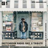 Sketchbook Radio - Ras G Special - 25th September 2019