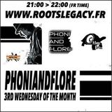 ROOTS LEGACY Radio Show - 16/01/2019 - P.A.F. Session