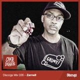 Crate Diggers Mix 004 - Zernell