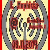 Mephisto - Live at FreakShow Broadcast Vol. 2 (08.11.2014 @ Mixlr)