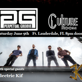 Electric Kif - Culture Room - Fort Lauderdale, FL - 2018-6-9