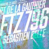 Sébastien Belle - Live Dj Set @ Lofthanza, 23.08.2015 (Deep House, Tech House, Techno)