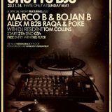 Marco B & Bojan B ''Special Set'' Sunday Beat [23.11]