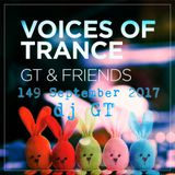 dj GT - Voices Of Trance 149 (September 2017)