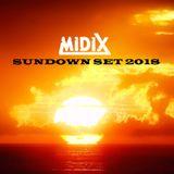 MIDIX Sundown set 2018