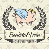 """15-11-2015 Nota a Carolina Costas productora de la serie web vegana """"Bendita y León""""."""