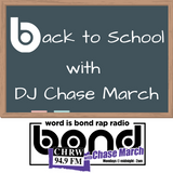 Back to School with Word is Bond Rap Radio