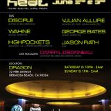 Usual Suspects Present: H.E.A.T. at Dragon - DJ Wahine and Jason Rath (2007)