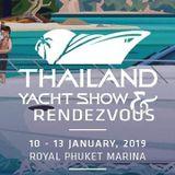 Vadim Almazov (live dj set) - Thailand Yacht Show & Rendezvous @ Royal Phuket Marina
