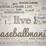BASEBALLMANIA LIVE appuntamento del 10 maggio