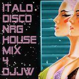 ITALO DISCO NRG HOUSEMIX Vol 4 by DJJW