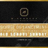 Sunday Old School @M.George Bar Lounge by Samad Idas