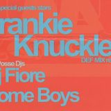 Frankie Knuckles d.j. Disco Metropolis (Na) Angels of Love 01 09 2001