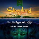 Nicolas Agudelo - Storyland 2016 Live Act Contest