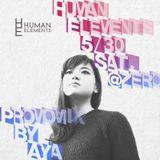 Human Elements 5.30.2015 - Promo mix by AYA